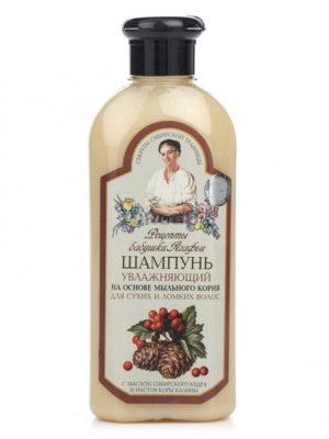 Шампунь Рецепты бабушки Агафьи Увлажняющий для сухих и ломких волос 350 мл