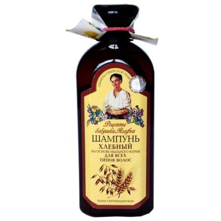 Шампунь  Рецепты Бабушки Агафьи Хлебный д/всех типов волос 350мл