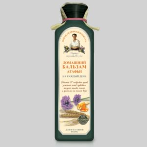 Домашний бальзам Агафьи на каждый день (темная бутылка) Новая активная формула