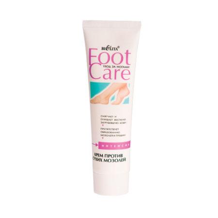 Крем для ног FOOT CARE (от сухих мозолей)100мл.