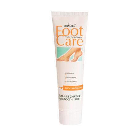 Крем для ног FOOT CARE Гель для снятия усталости 100мл.