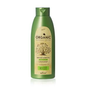 Про.линия ORGANIC Мягкий бессульфатный шампунь с фитокератином для всех типов волос 500мл.