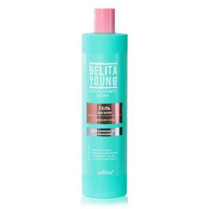 Belita Young Гель для душа Мягкий уход 400мл.
