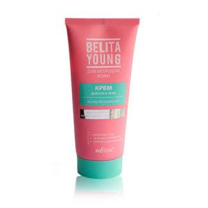 Belita Young Крем для рук и тела Формула нежности 150мл.