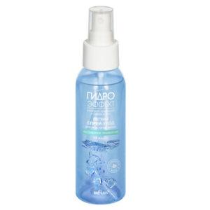 Гидроэффект Спрей-уход для сех типов волос Абсолютное увлажнение УФ-защита 100мл.