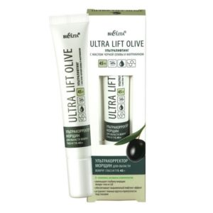 ULTRA LIFT OLIVE Ультракорректор морщин  вокруг глаз и губ 45+ 20мл.
