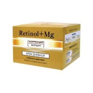 Retinol+MG Крем дневной 45мл.