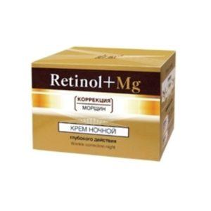 Retinol+MG Крем ночной 45мл.