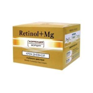 Retinol+MG Крем дневной SPF 10 мл.