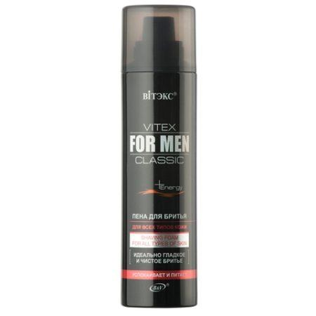 VITEX FM CLASSIC Пена для бритья для всех типов кожи NEW 250