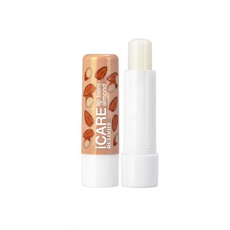 iCARE lip balm Бальзам-уход для губ almond