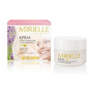MIRIELLE Крем отбеливающий с витамином C 48г
