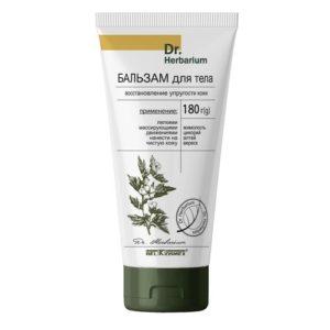 Dr.Herbarium Бальзам для тела восстановление упругости кожи 180г
