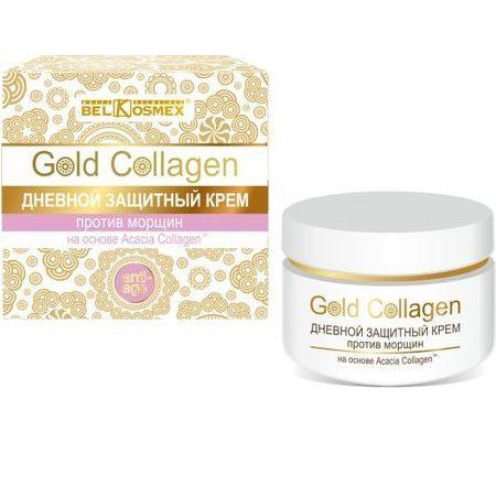 Gold Collagen ДНЕВНОЙ защитный крем против морщин 48г