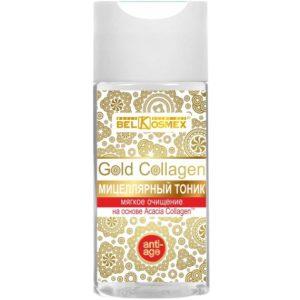 Gold Collagen мицелярный тоник мякгкое очищение 150г