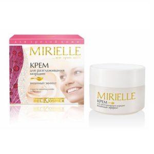 MIRIELLE Крем для разглаживания морщин видимый эффект 48г
