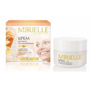 MIRIELLE Крем активно-увлажняющий с маслом морошки 48г