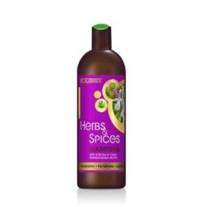 Herbs&Spices Шампунь для БЛЕСКА и СИЛЫ
