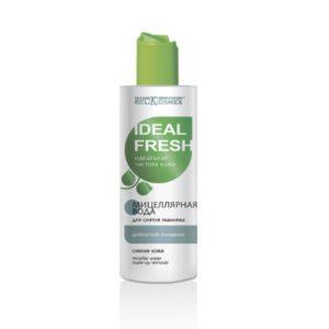 IDEAL FRESH Мицелярная вода для снятия макияжа деликатное очищение