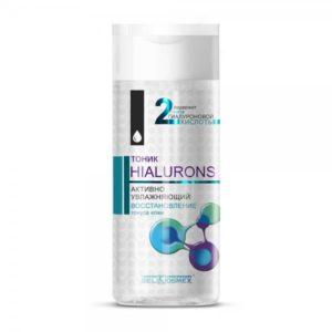 Hialurons Тоник активно увлажняющий восстановление тонуса кожи