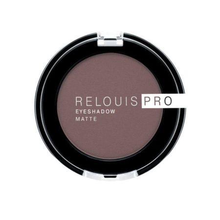 Relouis PRO eyeshadow MATTE Тени для век 13 ICED COFFEE