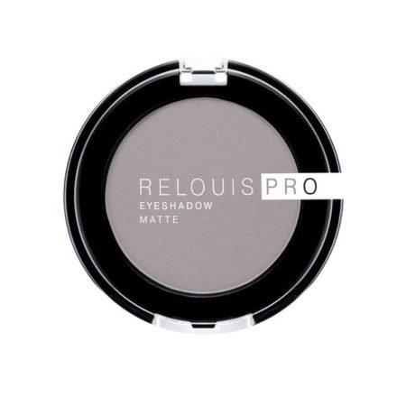 Relouis PRO eyeshadow MATTE Тени для век 16 SHARKSKIN